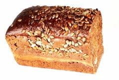 темнота хлеба коричневая Стоковое Изображение