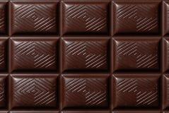 темнота шоколада штанги стоковые фото