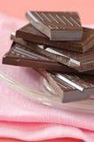 темнота шоколада стоковые изображения