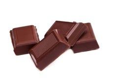 темнота шоколада Стоковое Изображение