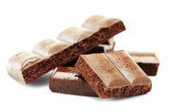 темнота шоколада Стоковые Изображения RF