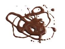 темнота шоколада Стоковое Фото