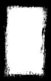 темнота щетки граници штрихует vect Стоковая Фотография RF