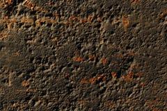 Темно - померанцовая ржавчина стоковое фото