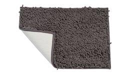 Темно - серый doormat Стоковые Фото