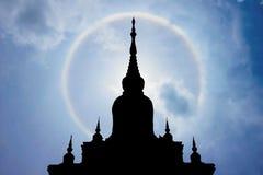 Темные реликвии в солнце венчика Стоковое Фото
