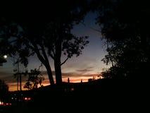 Темные тени Стоковое фото RF