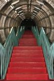 темные шаги к Стоковое Изображение