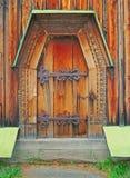 темный вал двери Стоковая Фотография RF
