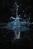 темный выплеск Стоковые Изображения