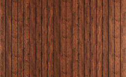 Темный деревянный paneling Стоковое фото RF