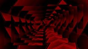 Темный - красная уникально предпосылка для вебсайта Стоковое фото RF