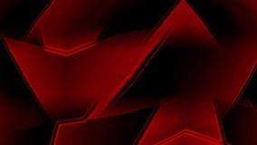 Темный - красная уникально предпосылка для вебсайта Стоковое Изображение