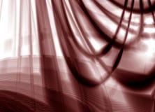 темный красный цвет grunge конструкции Стоковое Изображение RF