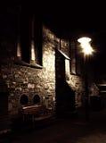 Темный переулок Стоковое Изображение RF