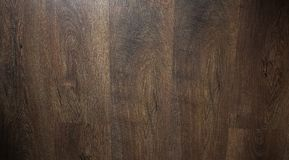 Темный пол дуба Деревянный пол, партер дуба - деревянный настил, ламинат дуба стоковые изображения rf