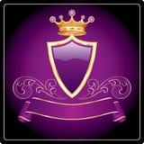 темный пурпур золота бесплатная иллюстрация