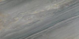 Темный - разрешение серой мраморной текстуры высокое Стоковое Изображение