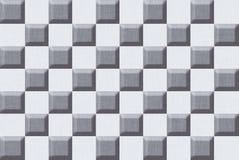 Темный - серый цвет преграждает абстрактную предпосылку безшовную Стоковое фото RF