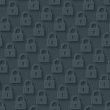 Темный - серый цвет padlocks обои Стоковая Фотография RF