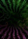 темный тип плаката конструкции Стоковые Фото