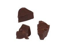 Темный шоколад Стоковые Изображения