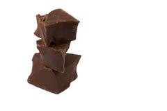 Темный шоколад Стоковое фото RF