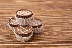 Темный шоколад Стоковое Изображение RF