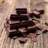 Темный шоколад Стоковые Фото