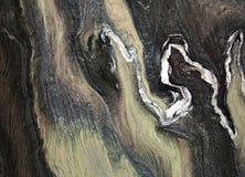 Темный ый-зелен мрамор как предпосылка Стоковые Изображения RF