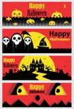 темный halloween Стоковая Фотография RF