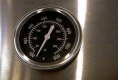 температура метра Стоковые Фото