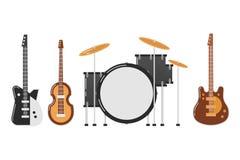 Темы диапазона Beatles Стоковые Изображения RF