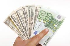 тенденции валюты Стоковое Изображение RF