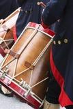 тенет парада барабанчика историческое Стоковые Фотографии RF