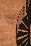тенистые лестницы Стоковые Изображения RF