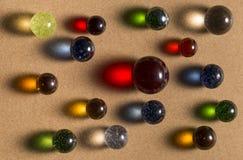 Тени мраморов Стоковые Фотографии RF