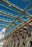 тени парламента дома Стоковая Фотография RF