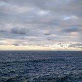 Тени сини Стоковые Фото