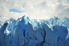 Тени сини Стоковое фото RF