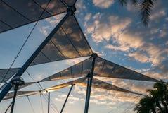 Тени Солнця Стоковое Изображение RF