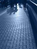 тени дела Стоковое Изображение RF