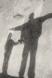 тени Стоковая Фотография RF