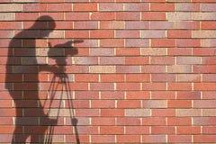 тени Стоковое Фото