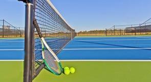 Теннисные корты стоковое фото