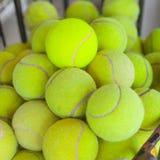Теннисные мячи Стоковое Фото