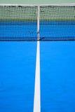 Теннисный корт Стоковые Изображения