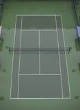Теннисный корт Стоковое Изображение RF