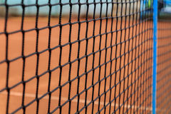Теннисный мяч и ракетка стоковое изображение rf