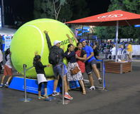 теннис австралийца открытый Стоковое фото RF